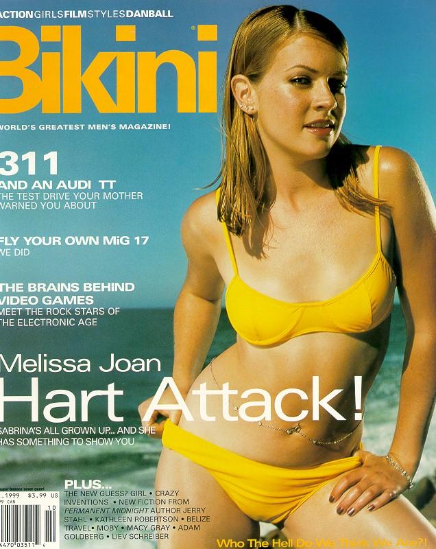 Nude pics melissa joan hart bikini hot virgin www